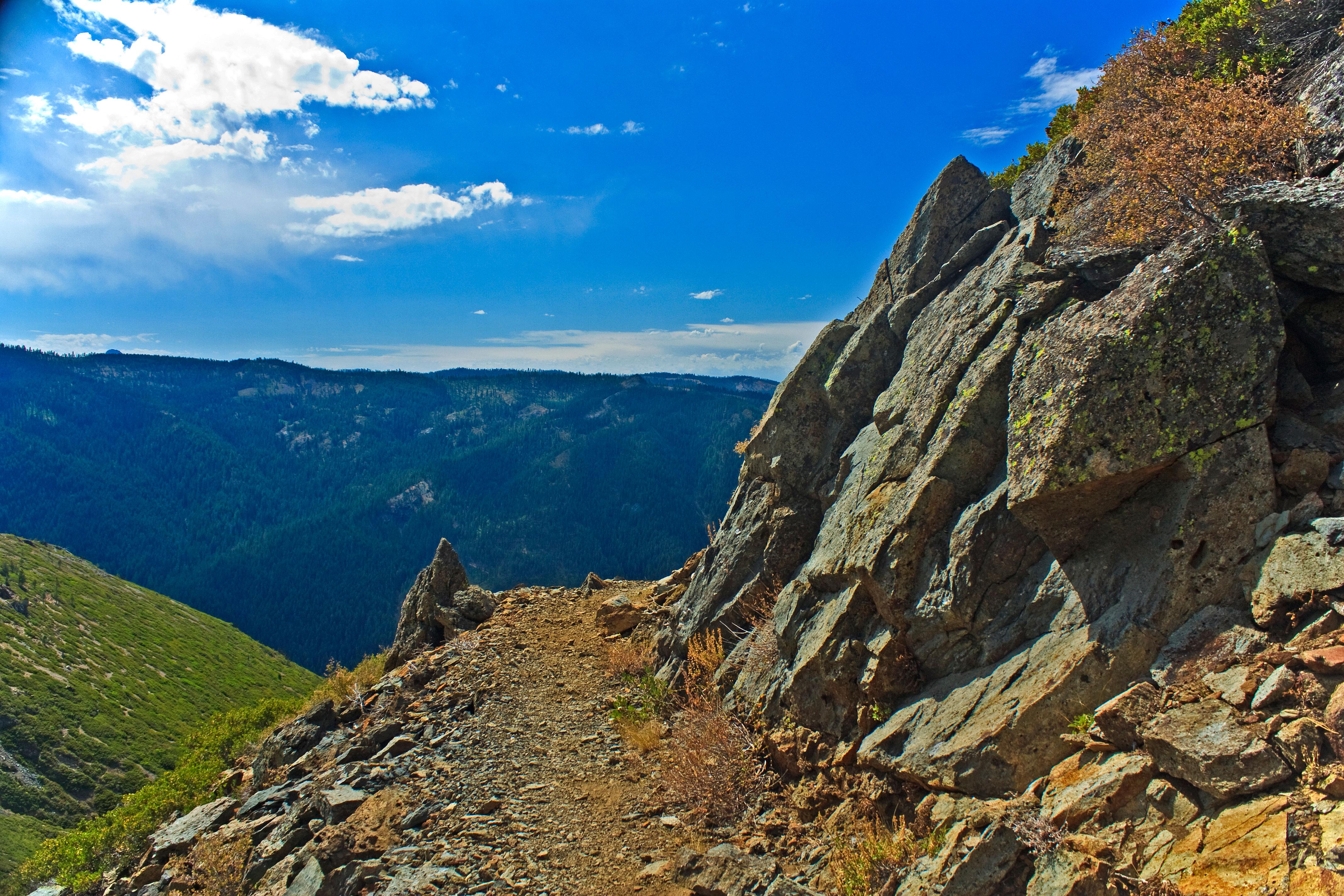 Sierra City California Wild Pacific Crest Trail Association