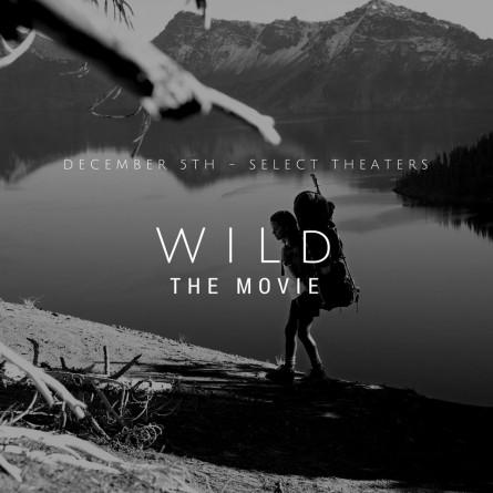 Wild movie release date - December 5th